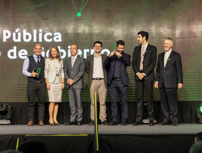 Foto Premio Avonni Energía Abierta